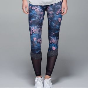 Lululemon If you're lucky Luxtreme pant